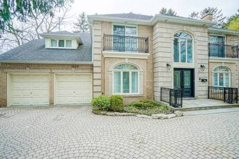 House for sale at 1420 Lorne Park Rd Mississauga Ontario - MLS: W4543366