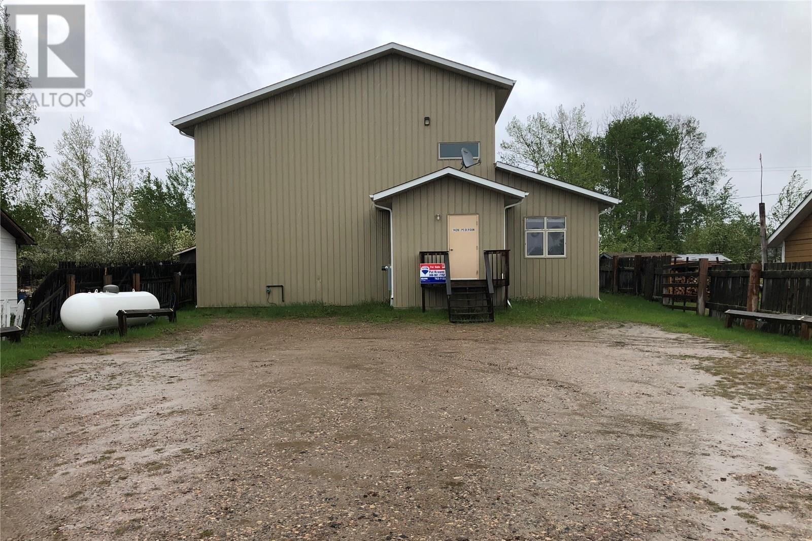 Commercial property for sale at 1420 Pederson Ave Buffalo Narrows Saskatchewan - MLS: SK831613