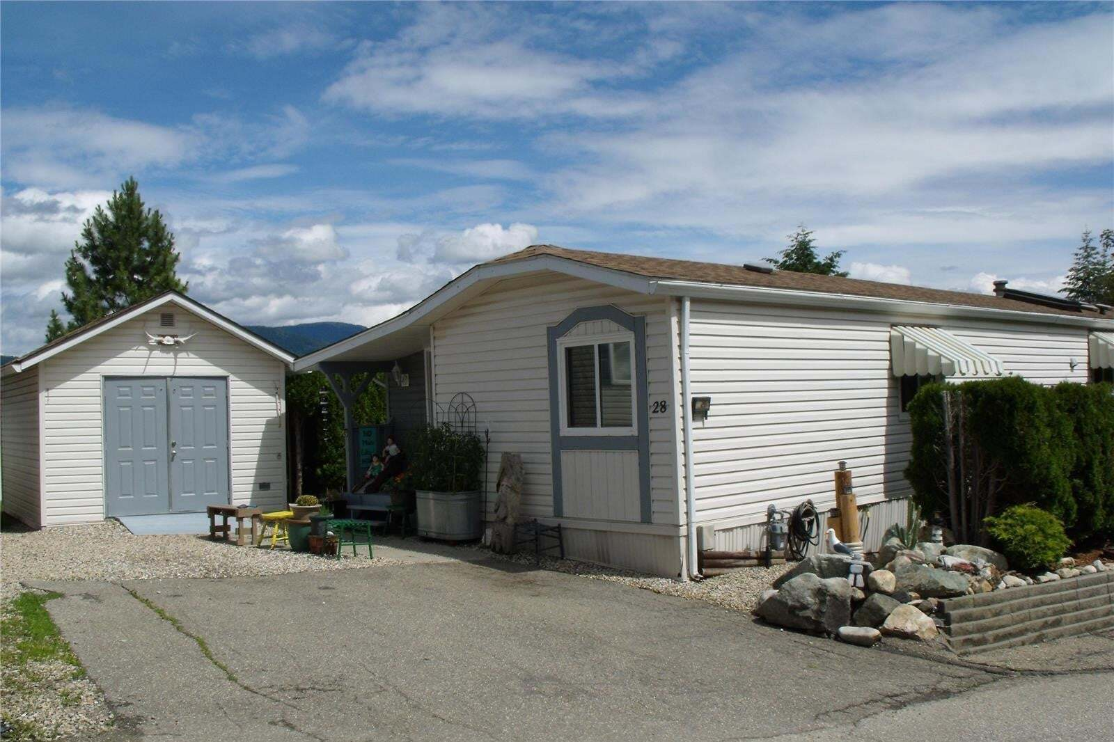 Residential property for sale at 1420 Trans Canada Hy Sorrento British Columbia - MLS: 10207910