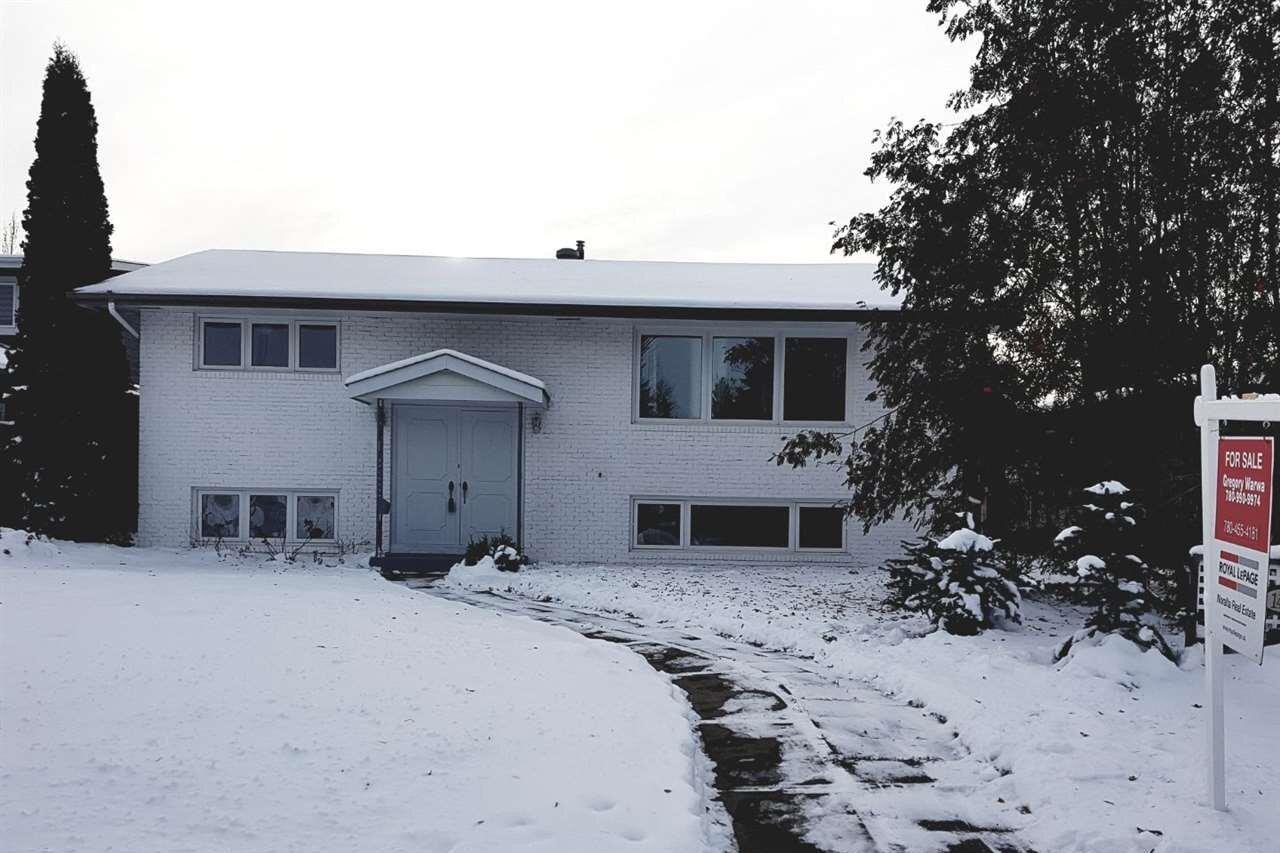 House for sale at 14203 50 Av NW Edmonton Alberta - MLS: E4221001