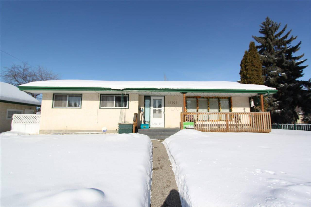 House for sale at 14204 89 Ave Nw Edmonton Alberta - MLS: E4188291