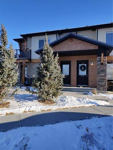 Townhouse for sale at 2781 Chinook Winds Dr Southwest Unit 14205 Airdrie Alberta - MLS: C4280013