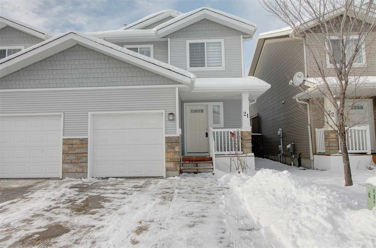 Buliding: 14208 36 Street, Edmonton, AB