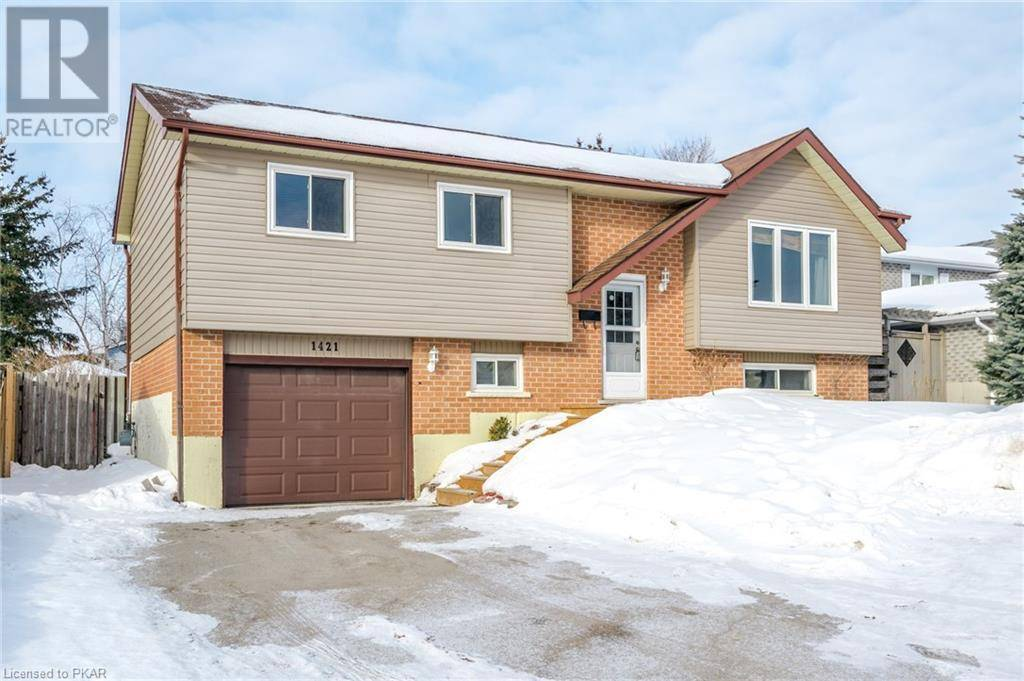 House for sale at 1421 Clearview Dr Peterborough Ontario - MLS: 245799
