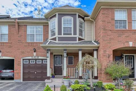 Townhouse for sale at 1421 Mcdermott Wy Milton Ontario - MLS: W4773697