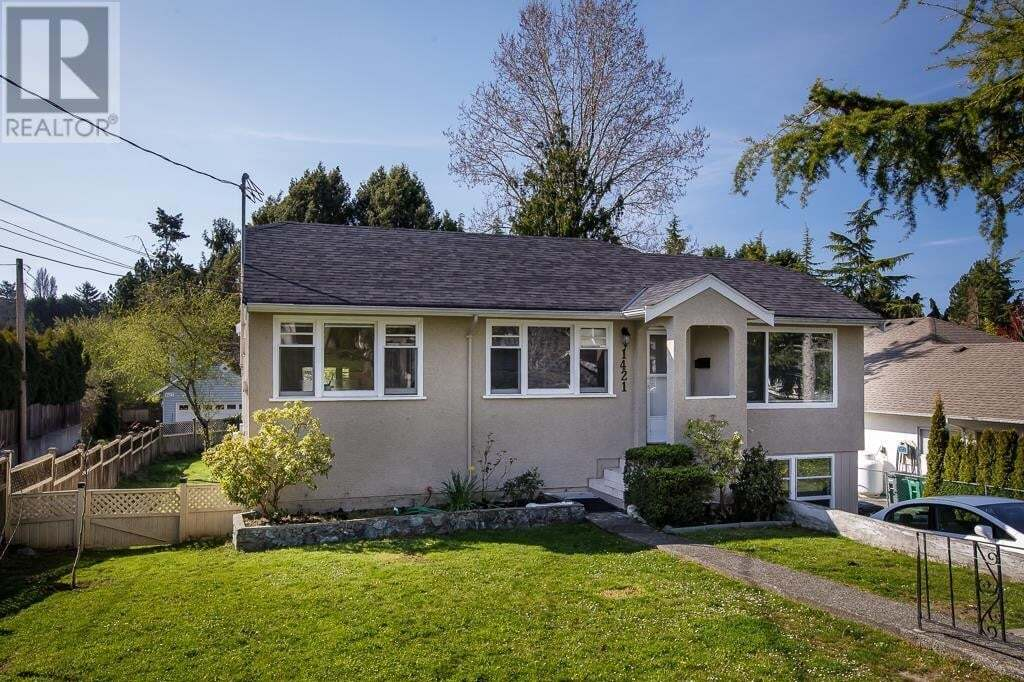 House for sale at 1421 Simon Rd Saanich British Columbia - MLS: 427274