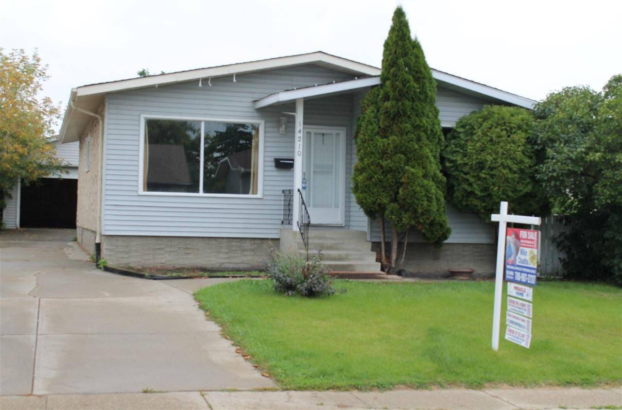 House for sale at 14210 21a St Nw Edmonton Alberta - MLS: E4168737
