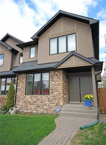 Townhouse for sale at 1422 4 St Northwest Calgary Alberta - MLS: C4245704