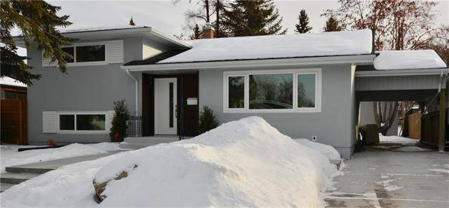 House for sale at 1423 96 Ave Southwest Calgary Alberta - MLS: C4286689