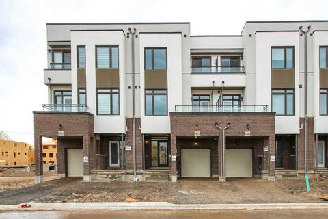 Townhouse for sale at 1423 Clarriage Ct Milton Ontario - MLS: W4460316