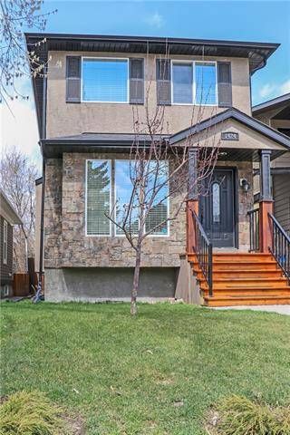 House for sale at 1424 21 Ave Northwest Calgary Alberta - MLS: C4243956