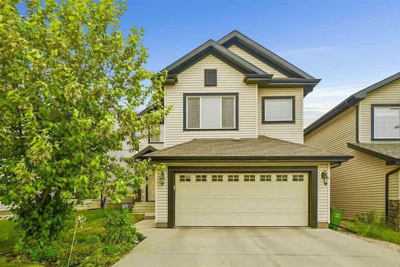 House for sale at 1424 37b Av NW Edmonton Alberta - MLS: E4194437