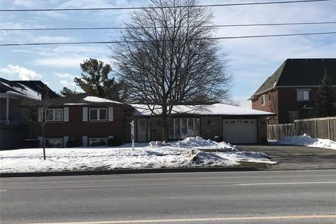 House for sale at 1424 Altona Rd Pickering Ontario - MLS: E4693400