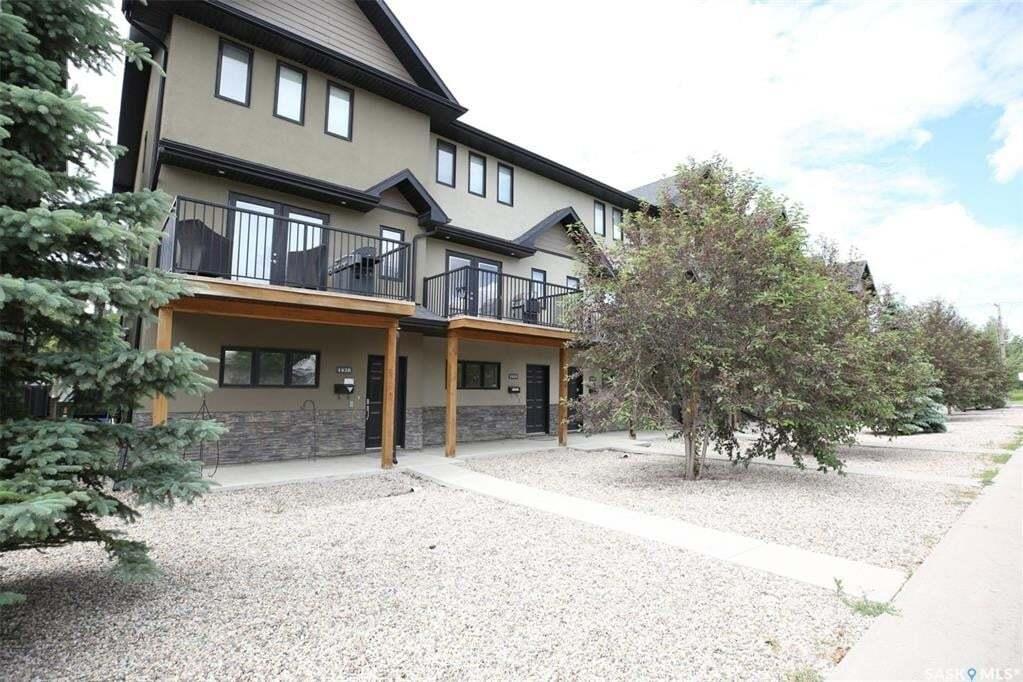 Townhouse for sale at 1424 Mccarthy Blvd Regina Saskatchewan - MLS: SK814535