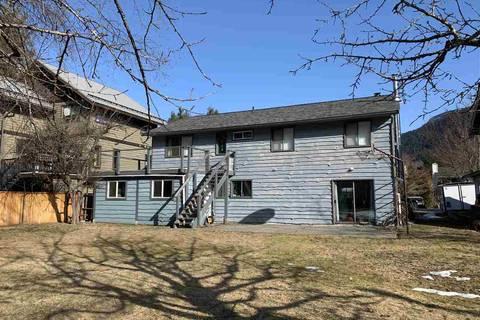 House for sale at 1424 Poplar St Pemberton British Columbia - MLS: R2448499