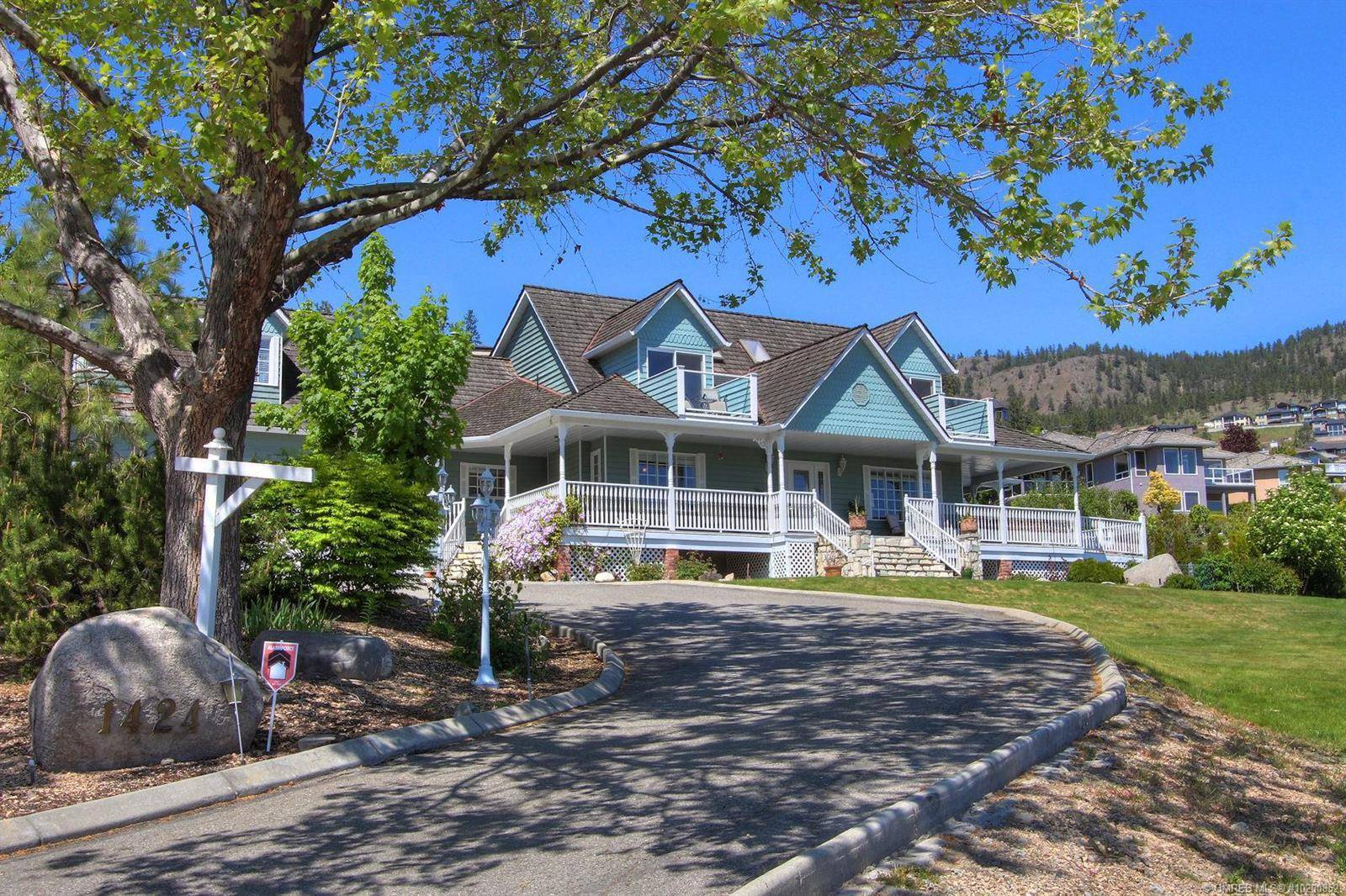 House for sale at 1424 Rome Pl West Kelowna British Columbia - MLS: 10200852