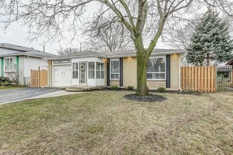 House for sale at 1424 Thornton Rd Burlington Ontario - MLS: W4648099
