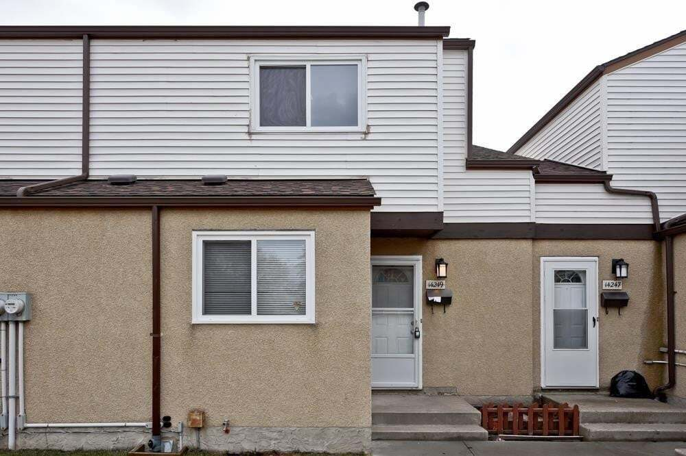 Townhouse for sale at 14249 23 St NW Edmonton Alberta - MLS: E4204003