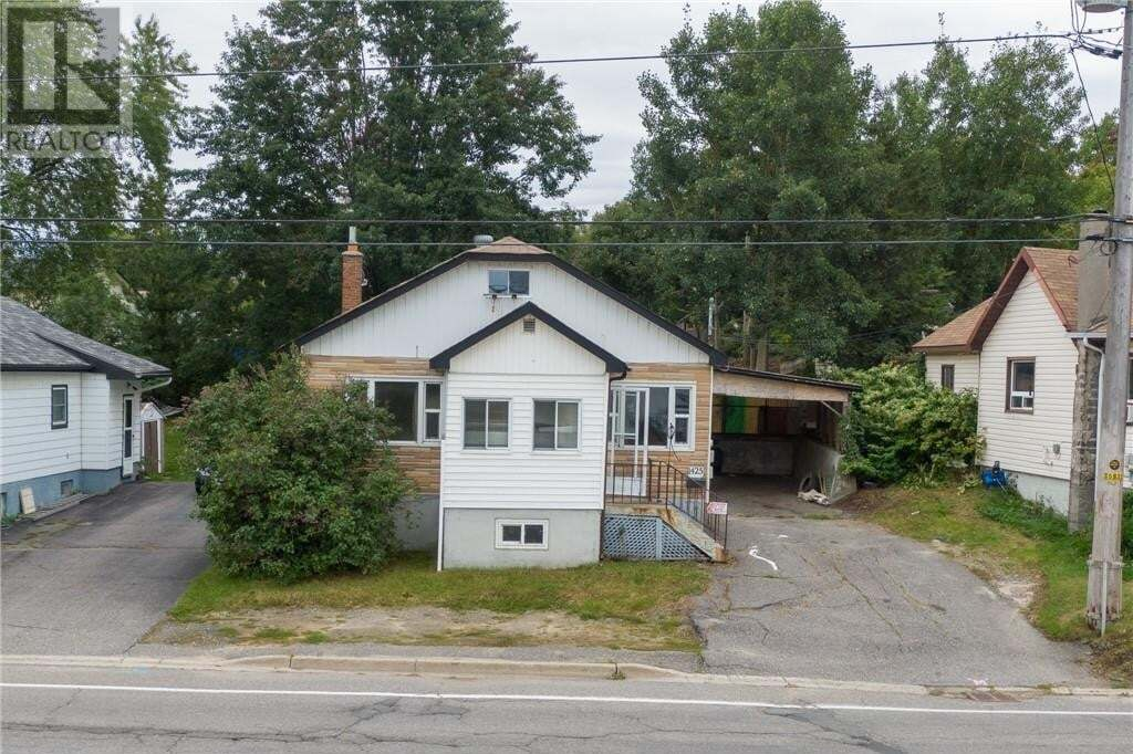 House for sale at 1425 Bellevue Ave Sudbury Ontario - MLS: 2088625