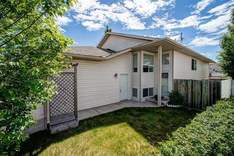Townhouse for sale at 1425 Strathcona Wy Strathmore Alberta - MLS: C4271302