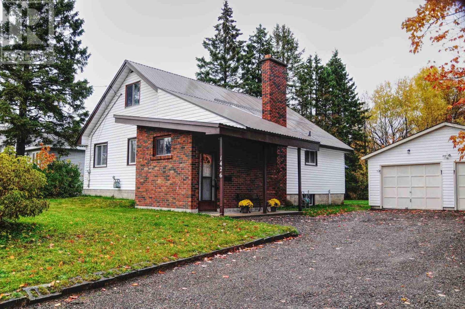 House for sale at 1426 Peoples Rd Sault Ste. Marie Ontario - MLS: SM127205
