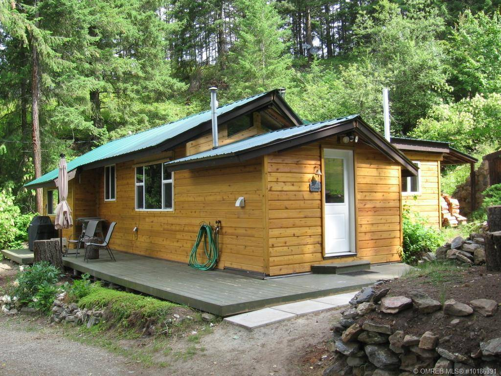 House for sale at 1426 Vella Rd Tappen British Columbia - MLS: 10186391