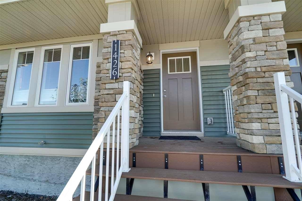 House for sale at 1426 Watt Dr Sw Edmonton Alberta - MLS: E4177067