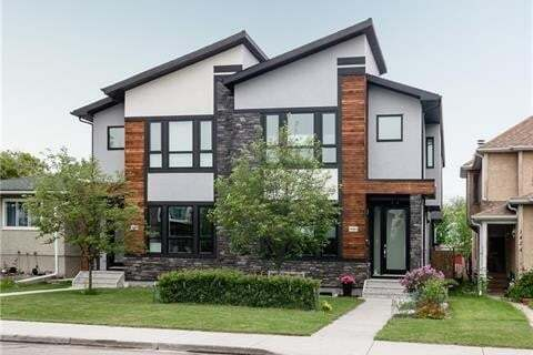 Townhouse for sale at 1426 18 Ave Northwest Calgary Alberta - MLS: C4302744