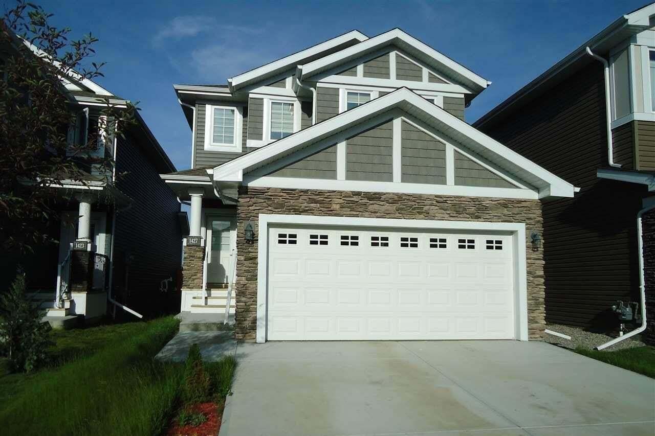 House for sale at 1427 169 St SW Edmonton Alberta - MLS: E4203247