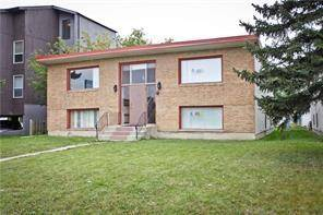 Townhouse for sale at 1427 37 St Southwest Calgary Alberta - MLS: C4248901