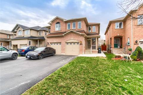 Townhouse for sale at 1427 Spring Garden Ct Mississauga Ontario - MLS: W4739478