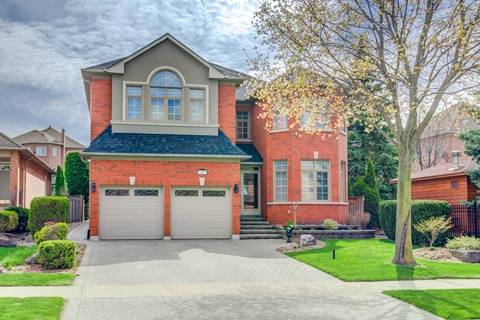 House for sale at 1427 Summerhill Cres Oakville Ontario - MLS: W4447928