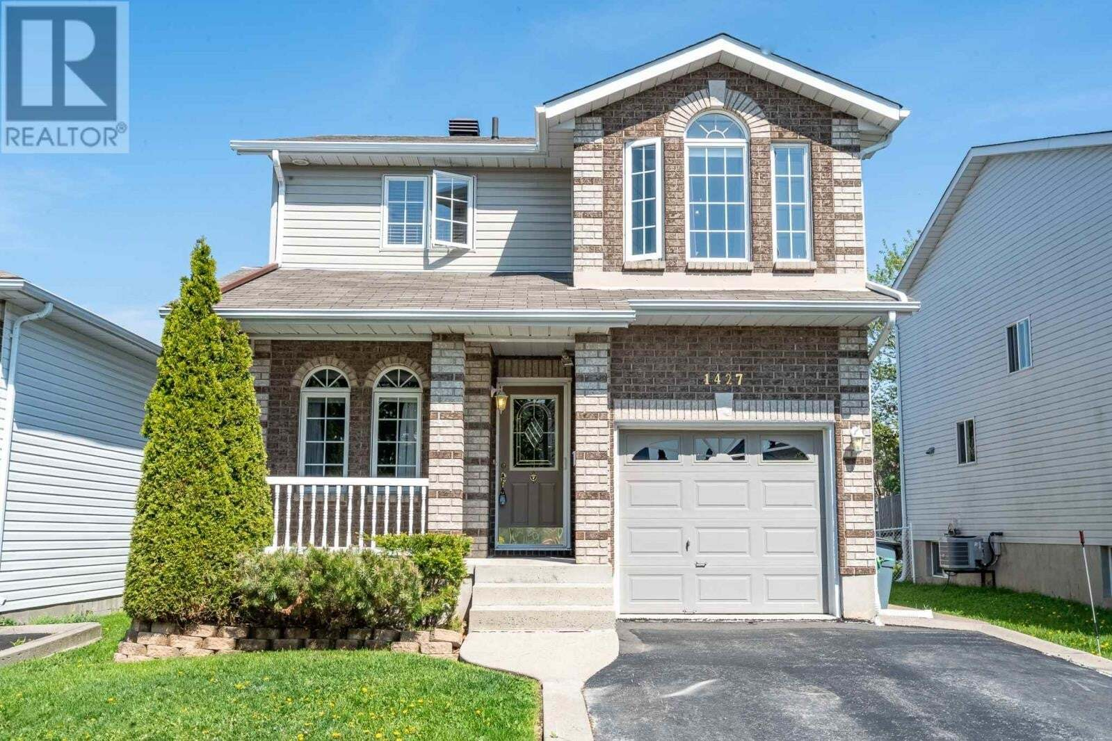 House for sale at 1427 Thornwood Cres Kingston Ontario - MLS: K20002632