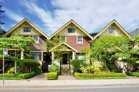 Townhouse for sale at 1427 11th Ave W Vancouver British Columbia - MLS: R2368896