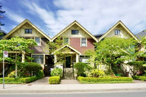 Townhouse for sale at 1427 11th Ave W Vancouver British Columbia - MLS: R2379239
