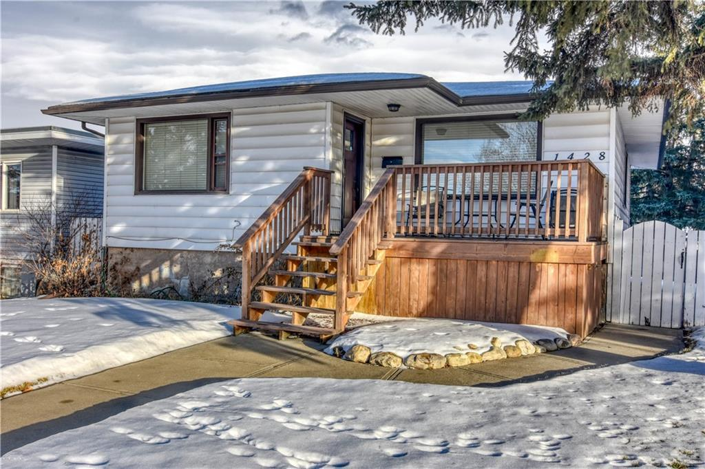 Removed: 1428 29 Street South West, Shaganappi Calgary, AB - Removed on 2020-07-03 23:31:03