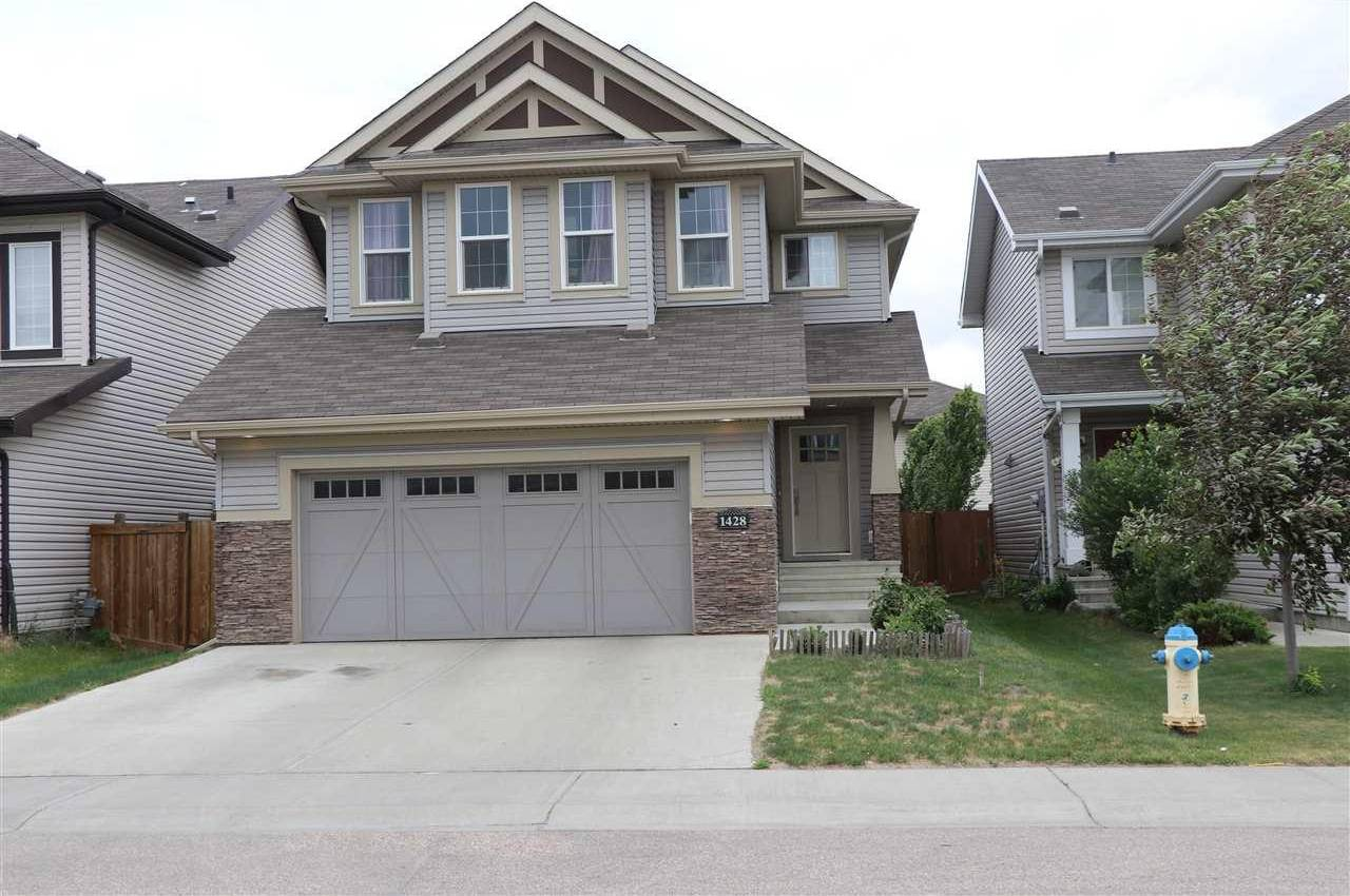 House for sale at 1428 37a Ave Nw Edmonton Alberta - MLS: E4152859