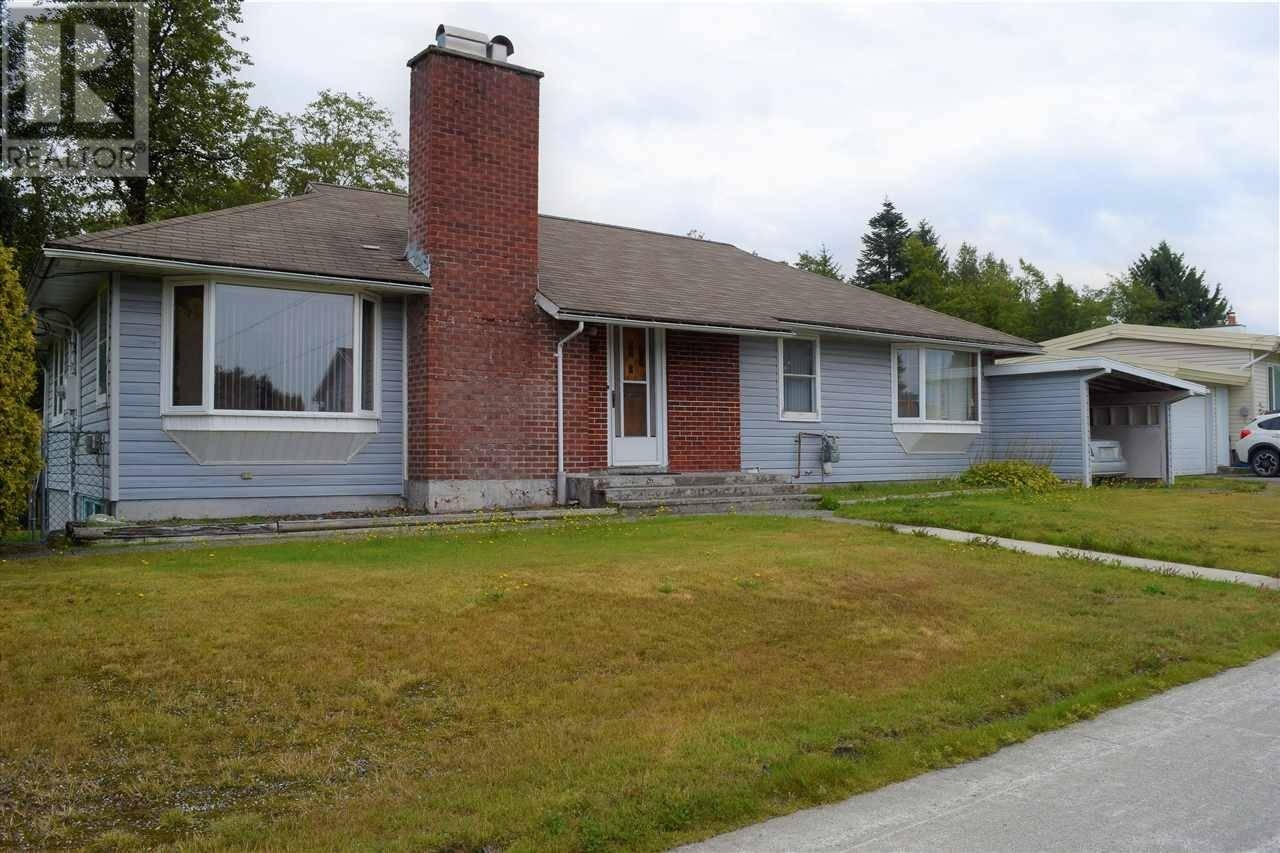 House for sale at 1428 Albatross Ave Kitimat British Columbia - MLS: R2400026