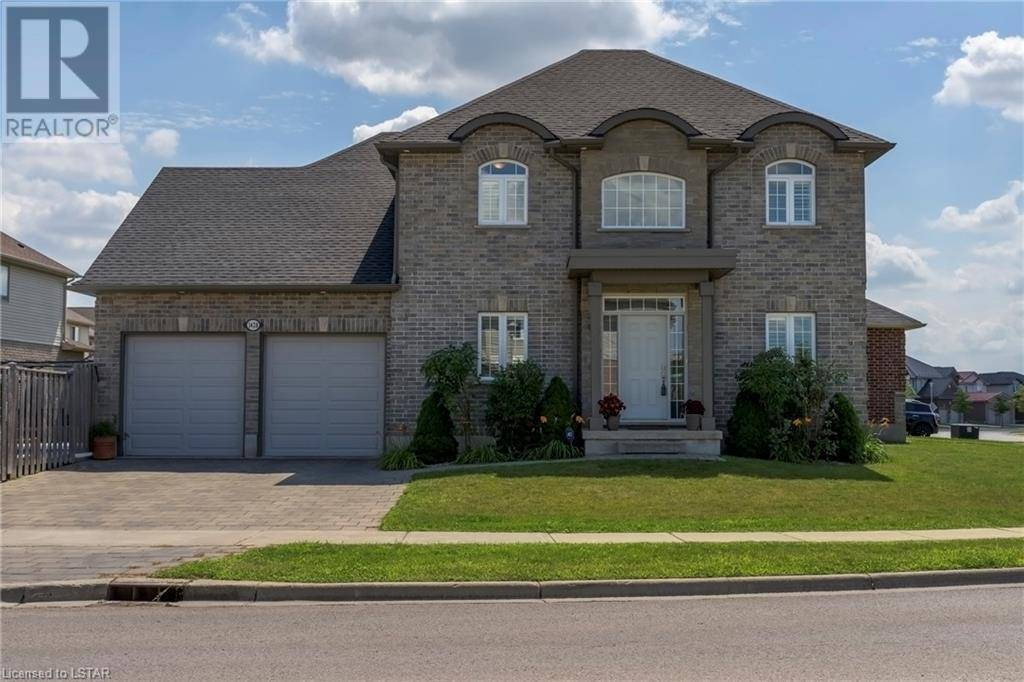 House for sale at 1428 Coronation Dr London Ontario - MLS: 214850