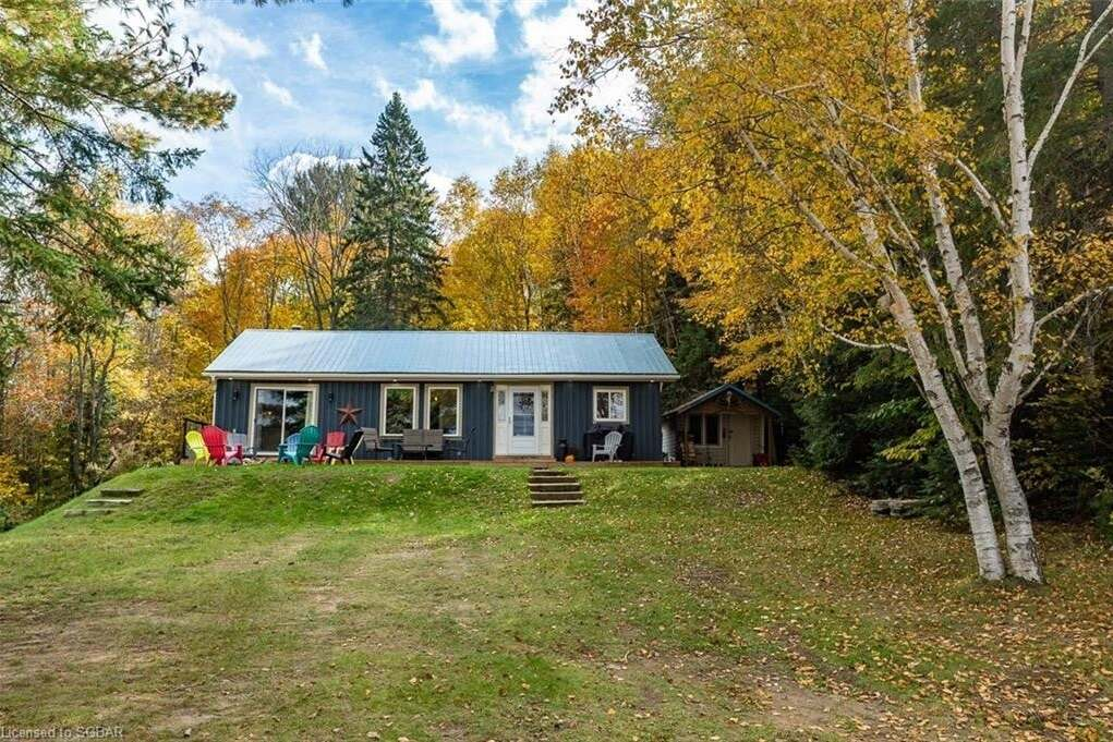 House for sale at 1428 Echo Lake Rd Baysville Ontario - MLS: 253545