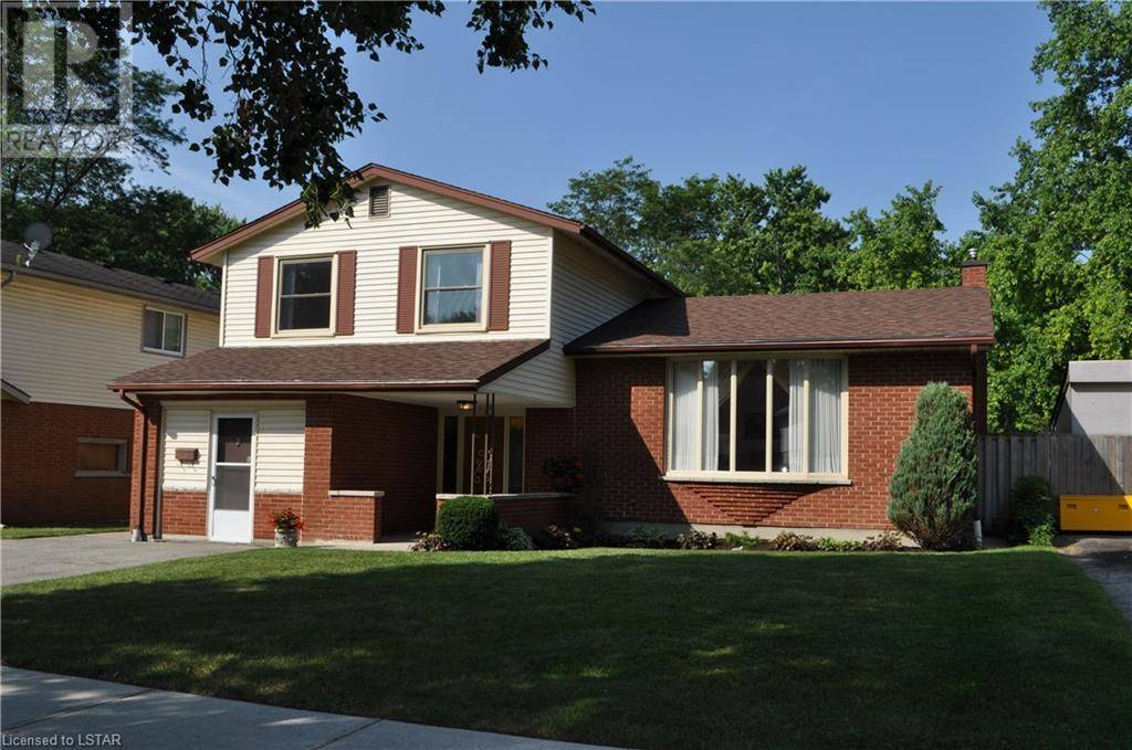 House for sale at 1428 Stoneybrook Cres London Ontario - MLS: 216726