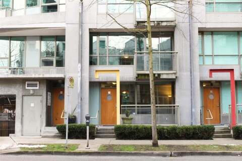 Townhouse for sale at 1428 Hastings St W Vancouver British Columbia - MLS: R2464469