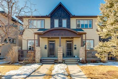 Townhouse for sale at 1429 40 St Southwest Calgary Alberta - MLS: C4282439