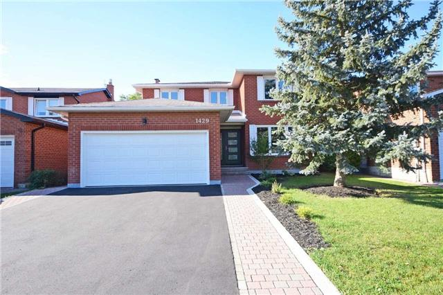 Sold: 1429 Bough Beeches Boulevard, Mississauga, ON