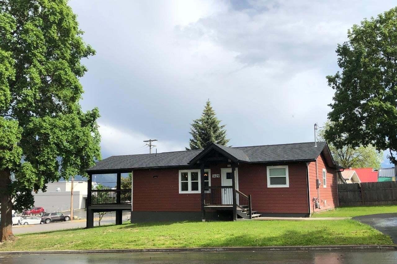 House for sale at 1429 Hillside Street  Creston British Columbia - MLS: 2452602