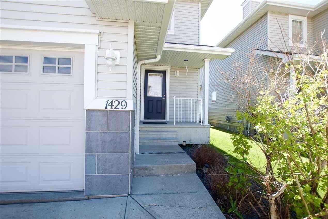 Townhouse for sale at 1429 Mcmillian Wy SW Edmonton Alberta - MLS: E4201945