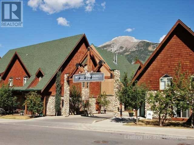 Residential property for sale at 140 Kananaskis Wy Unit 143 Canmore Alberta - MLS: 51846