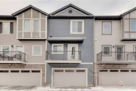 Townhouse for sale at 143 Legacy Point(e) Southeast Unit 143 Calgary Alberta - MLS: C4291275
