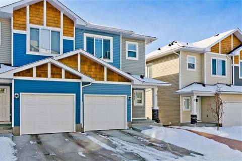 Townhouse for sale at 2802 Kings Heights Gt Southeast Unit 143 Airdrie Alberta - MLS: C4287634