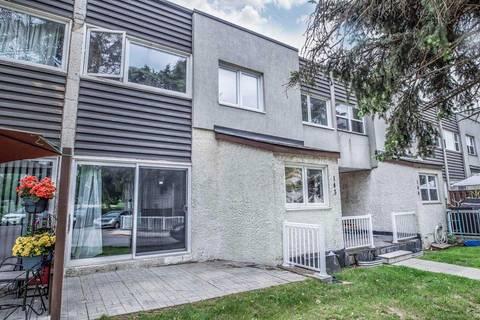 Condo for sale at 3040 Constitution Blvd Unit 143 Mississauga Ontario - MLS: W4481532